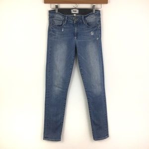 Paige | Skyline Ankle Peg Skinny Jeans